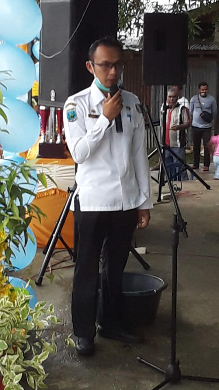 Kepala Distrik Fakbar Kami Keluarga Besar Fakfak Barat Siap Mendukung Program Fakfak Banjir